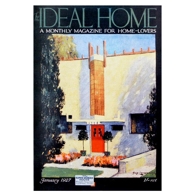 Book - 1927 The Ideal Home