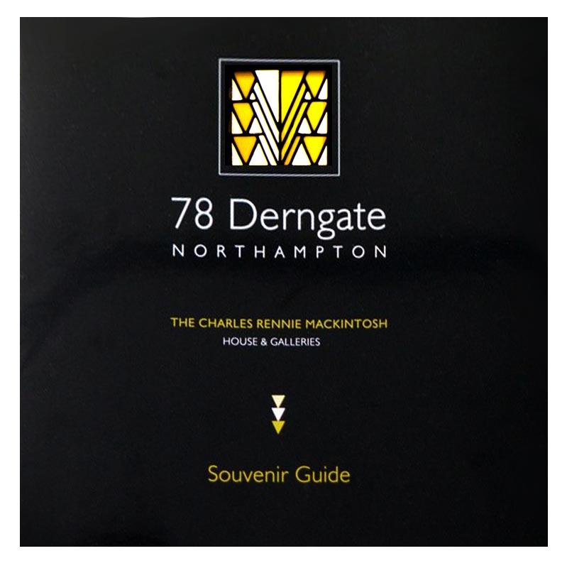 78 Derngate Souvenir Guide