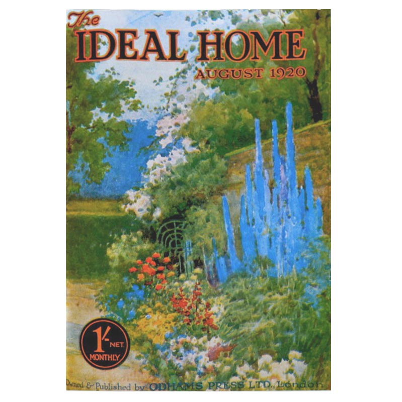 Book - 1920 The Ideal Home