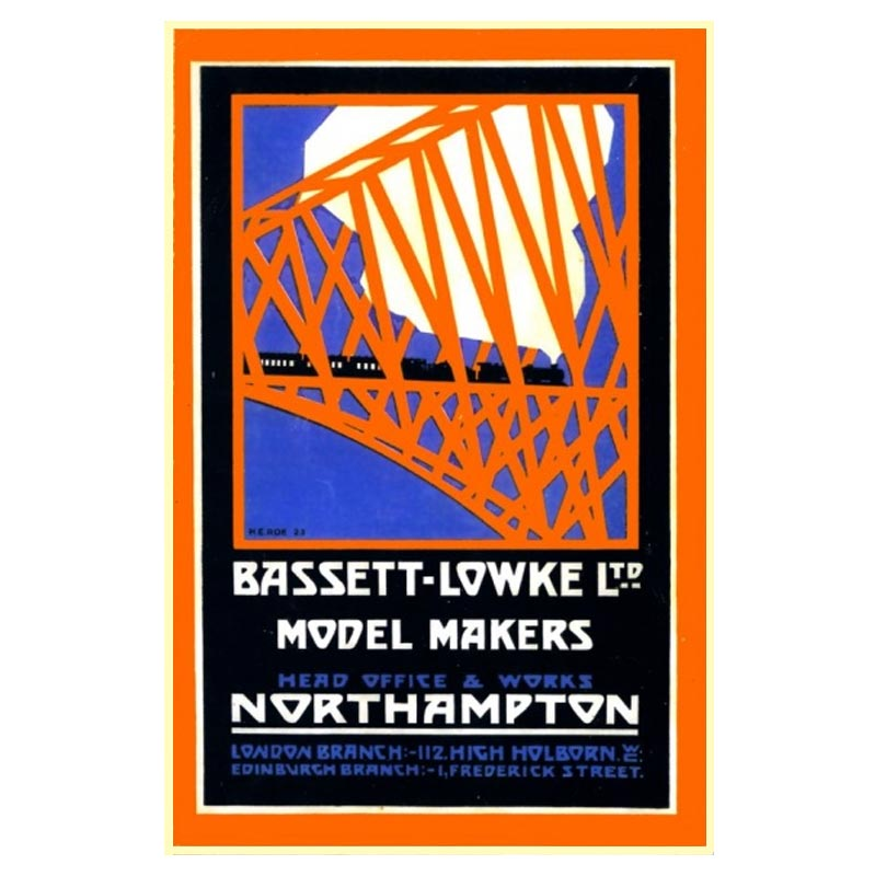 Book - Bassett-Lowke Art