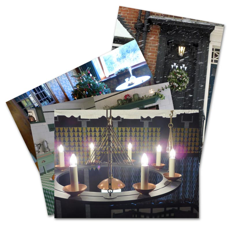 Christmas Cards - Pack of 4