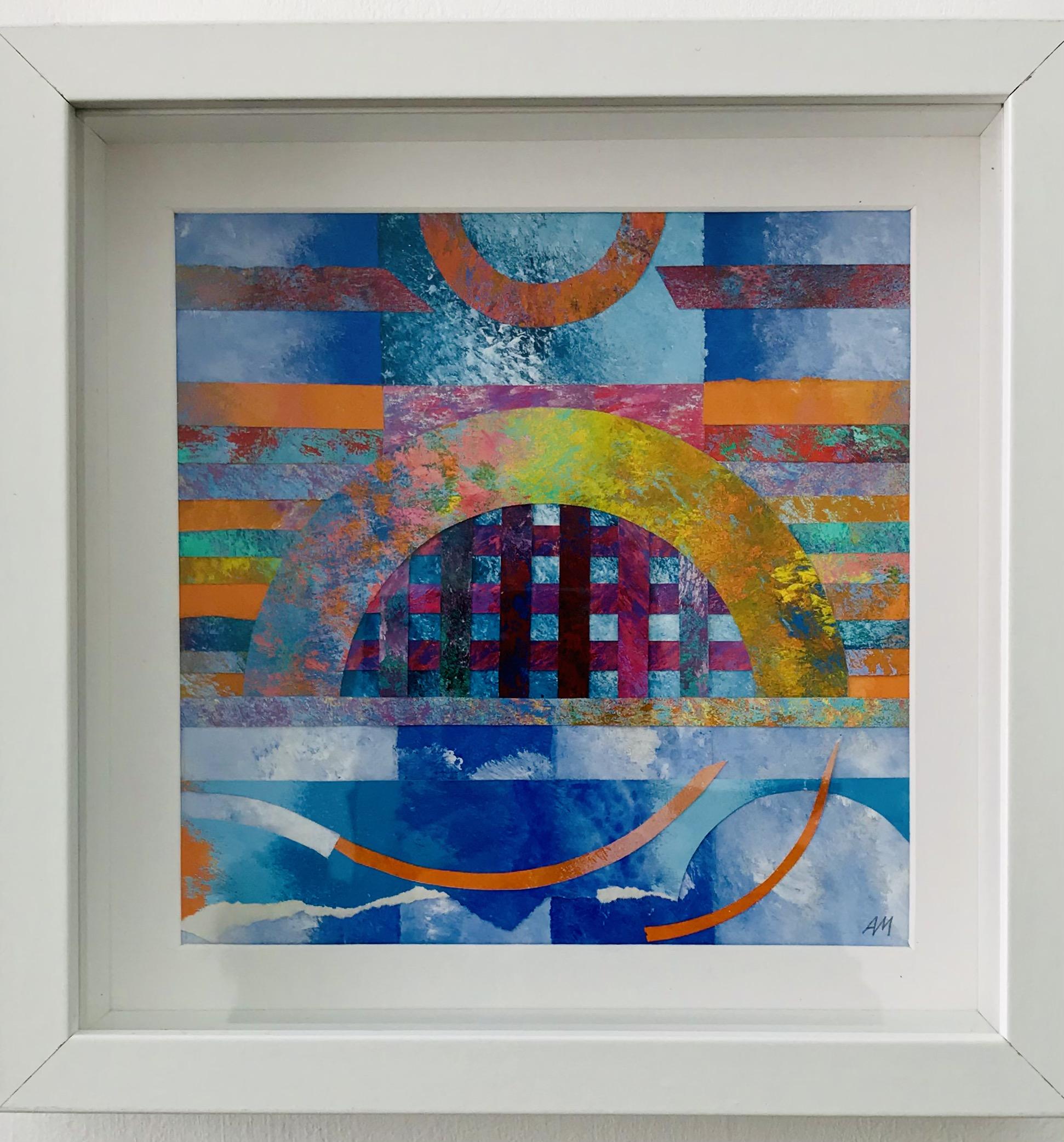 Anthony MacRae Framed Painting