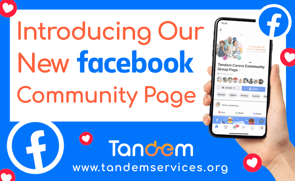 Tandem's New Community Carer Group Page