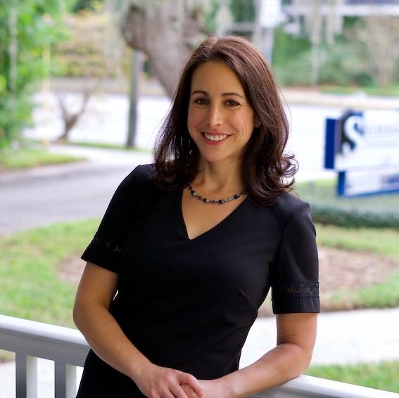 Cherie Silberman Headshot
