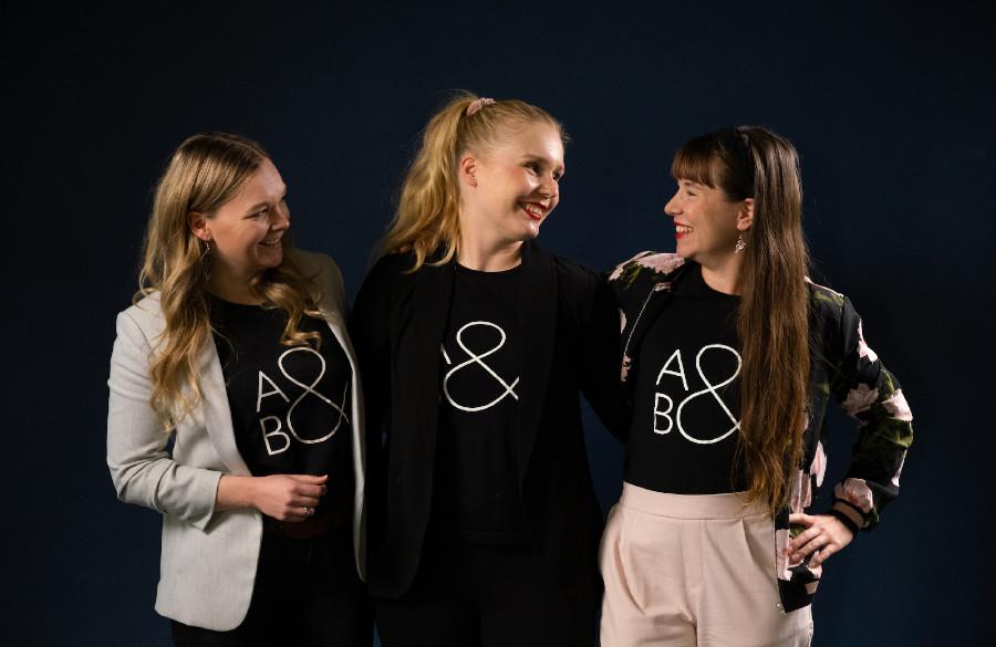 Kasvumarkkinointiin erikoistunut Aava & Bang taistelee Vuoden työnantajabrändi -tittelistä