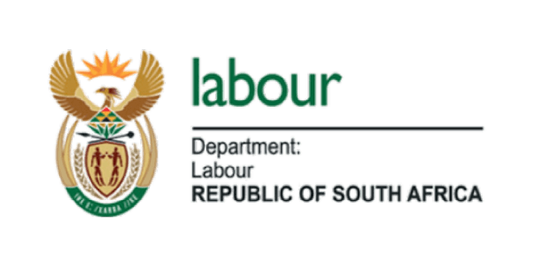 Department of Labour Republic of South Africa - Logo