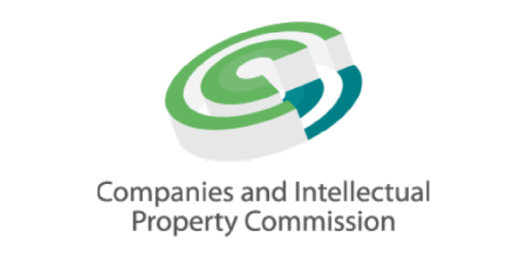 Companies and Intellectual Property Commission - Logo
