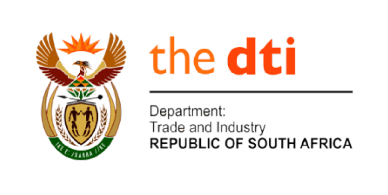 Department of Trade and Industry Republic of South Africa - Logo