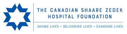 The Canadian Shaare Zedek Hospital Foundation square logo