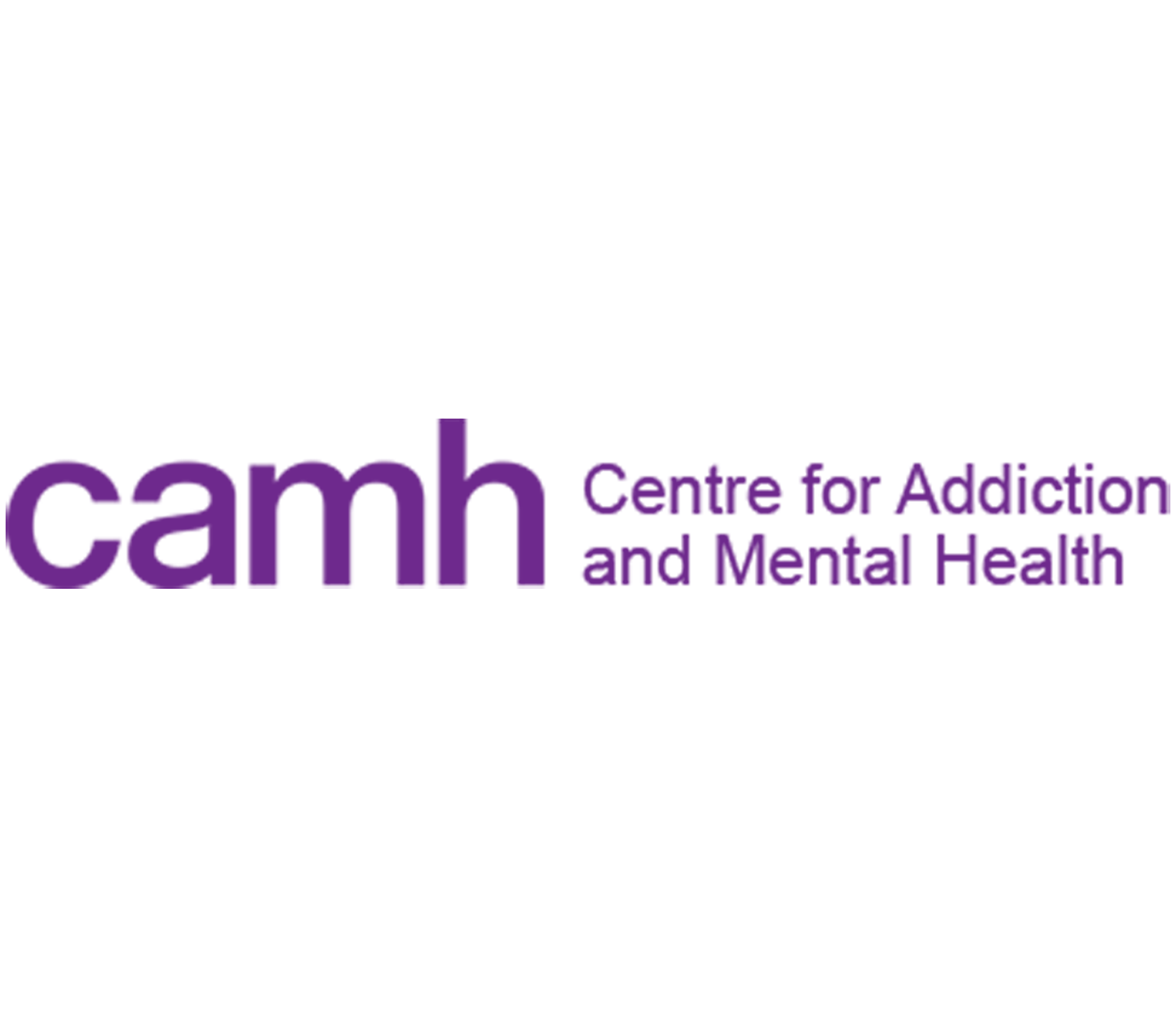 CAMH Centre for Addiction and Mental Health square logo