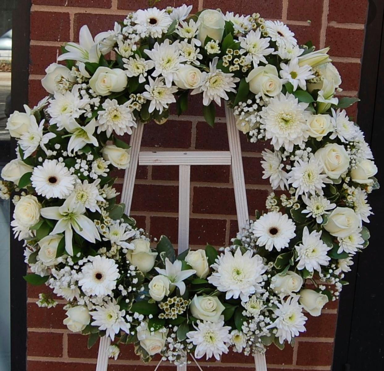 Flowers - Stand Arrangement
