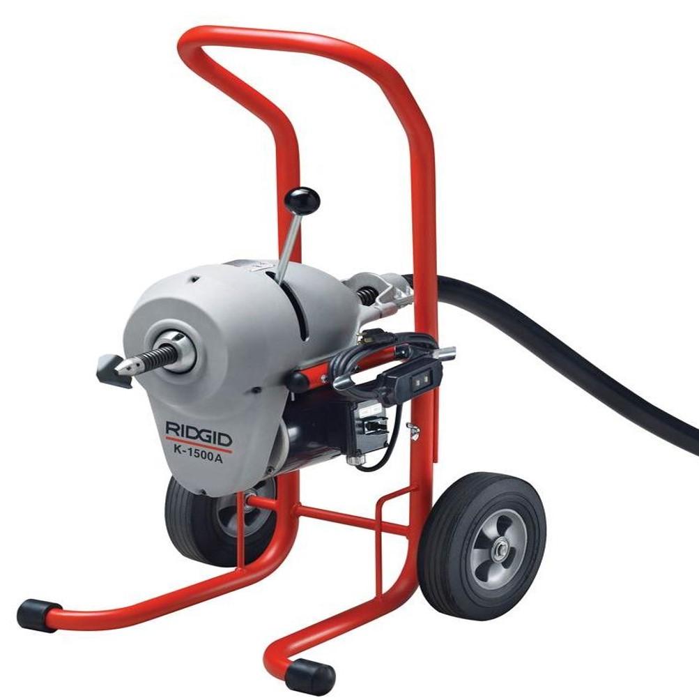 power rodding plumbing solution