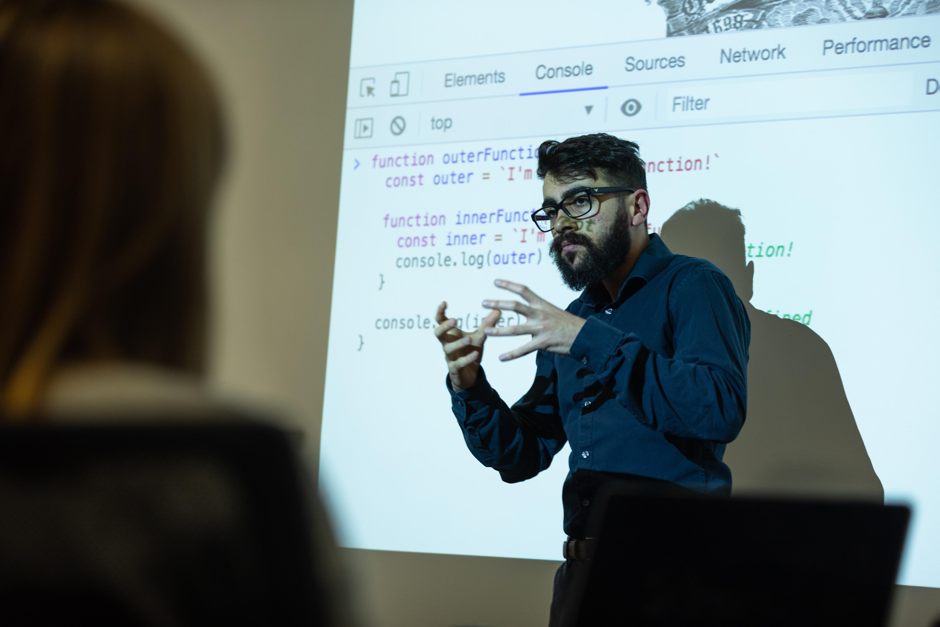 Teaching at Leeds Codes