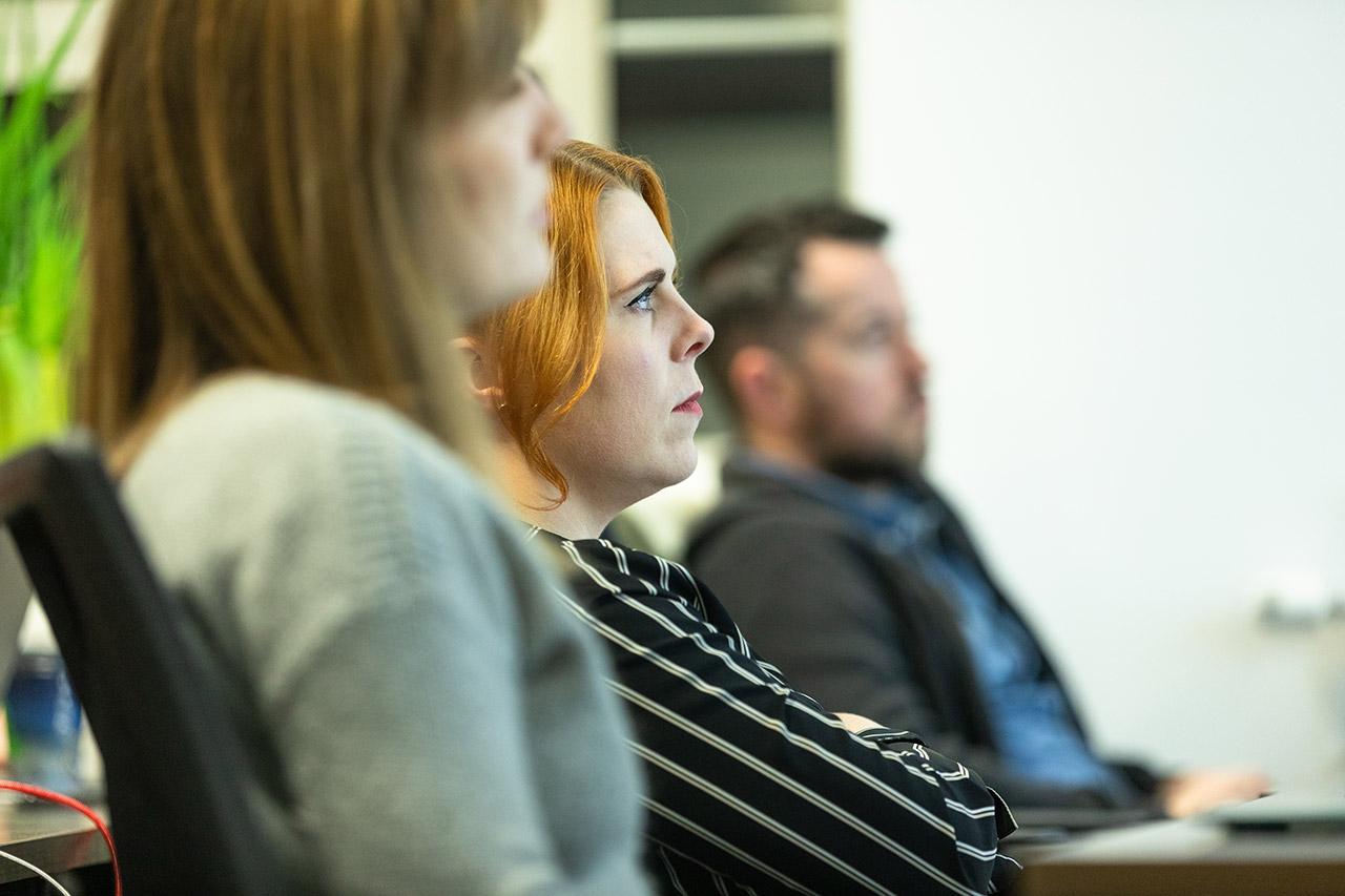 Students at Leeds Codes
