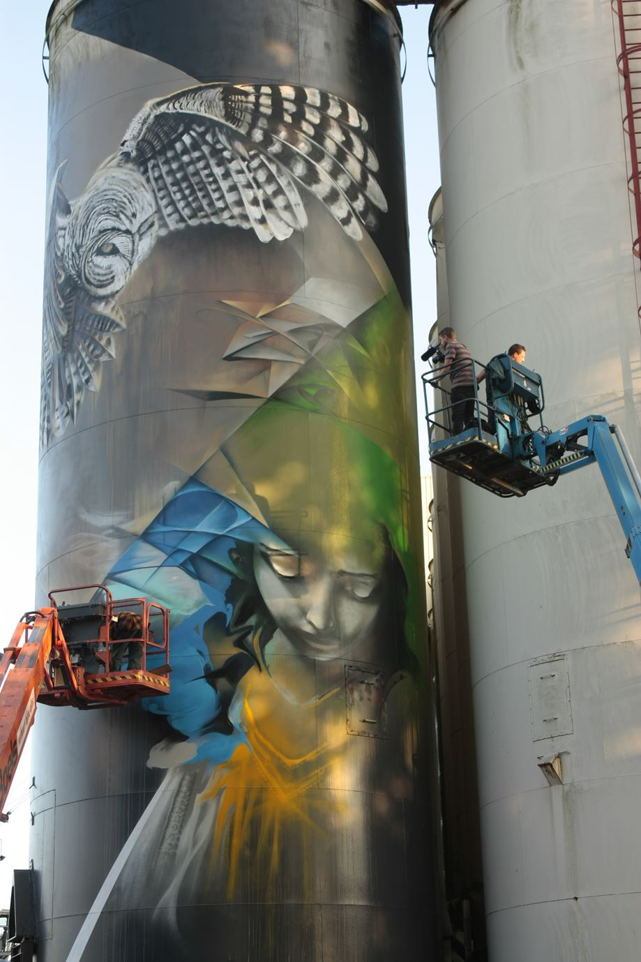 Kings of color graffiti festival