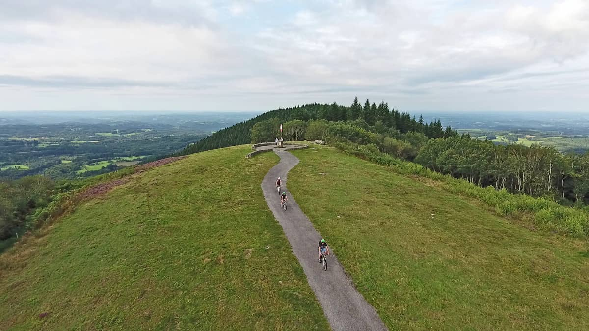 Week-end vélo en Corrèze
