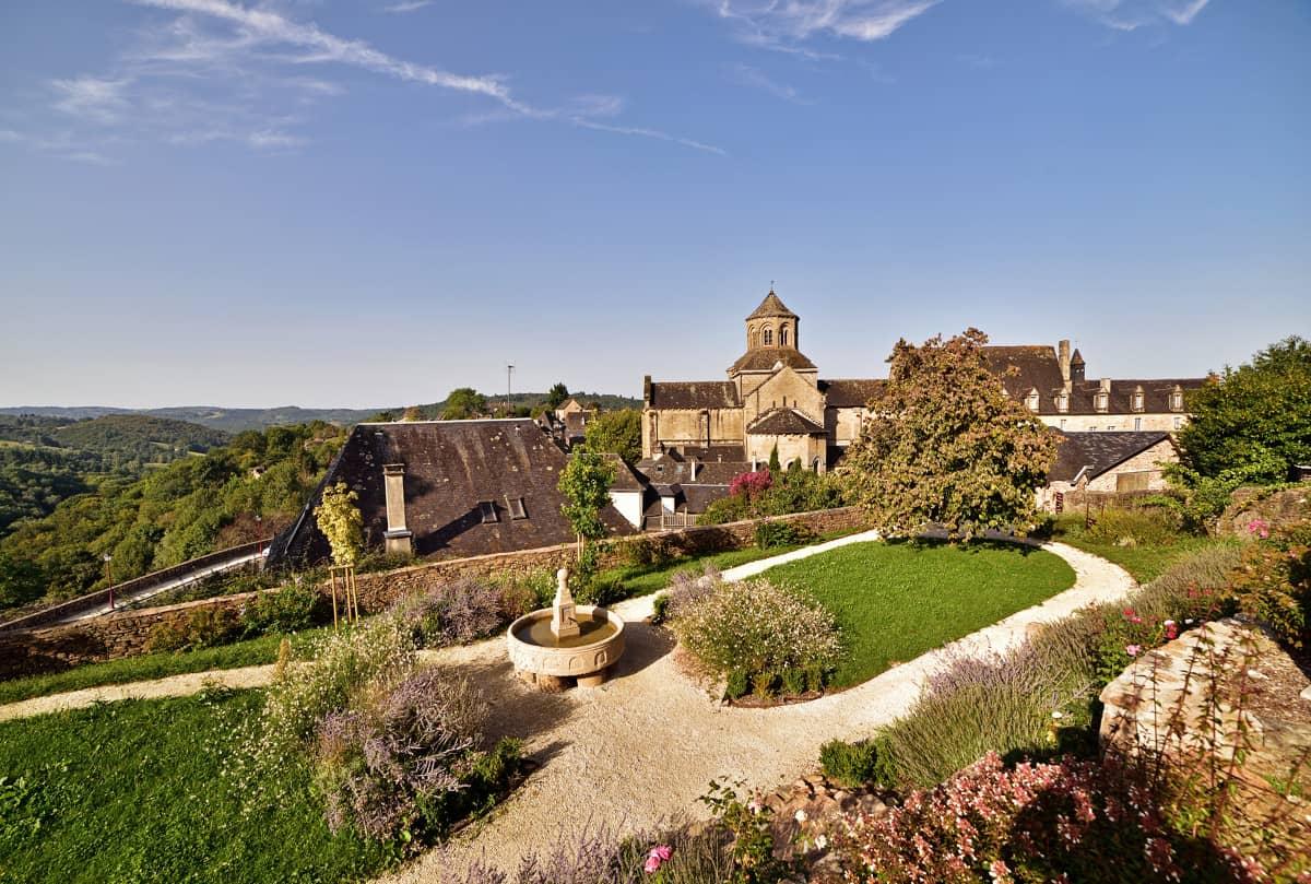 Le village d'Aubazine cher à Coco Chanel