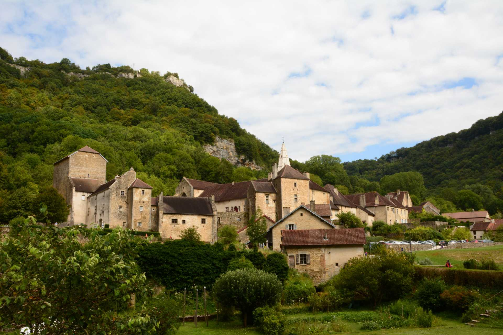 Baume-les-messieurs, plus beau village de France du Jura