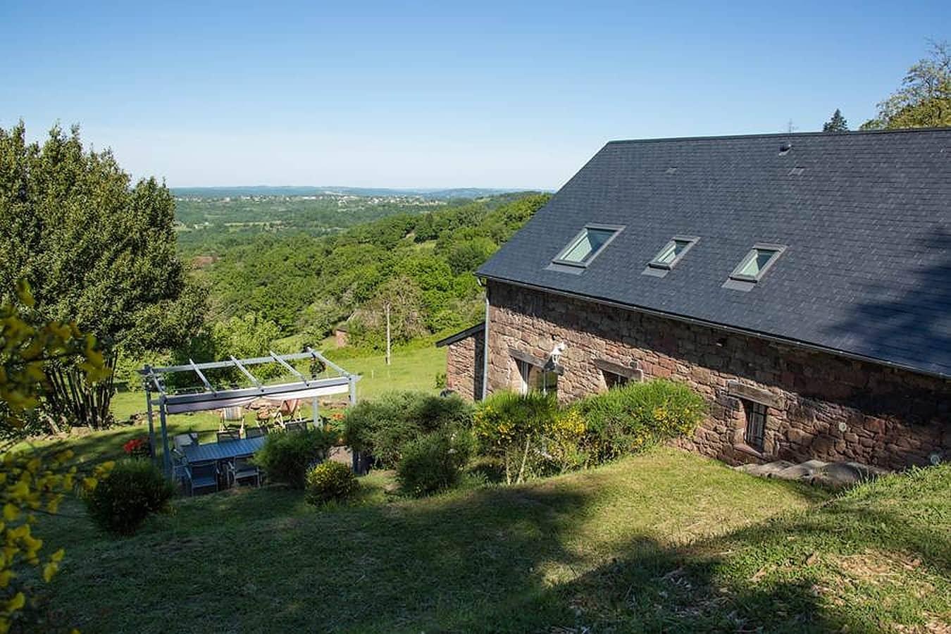 Gite de charme en Corrèze