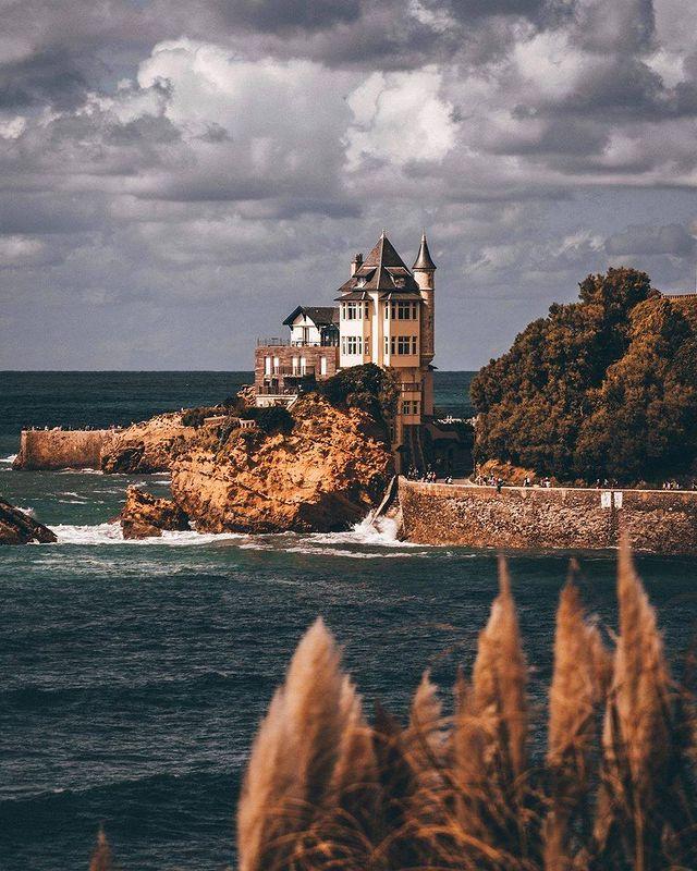 côte basque biarritz