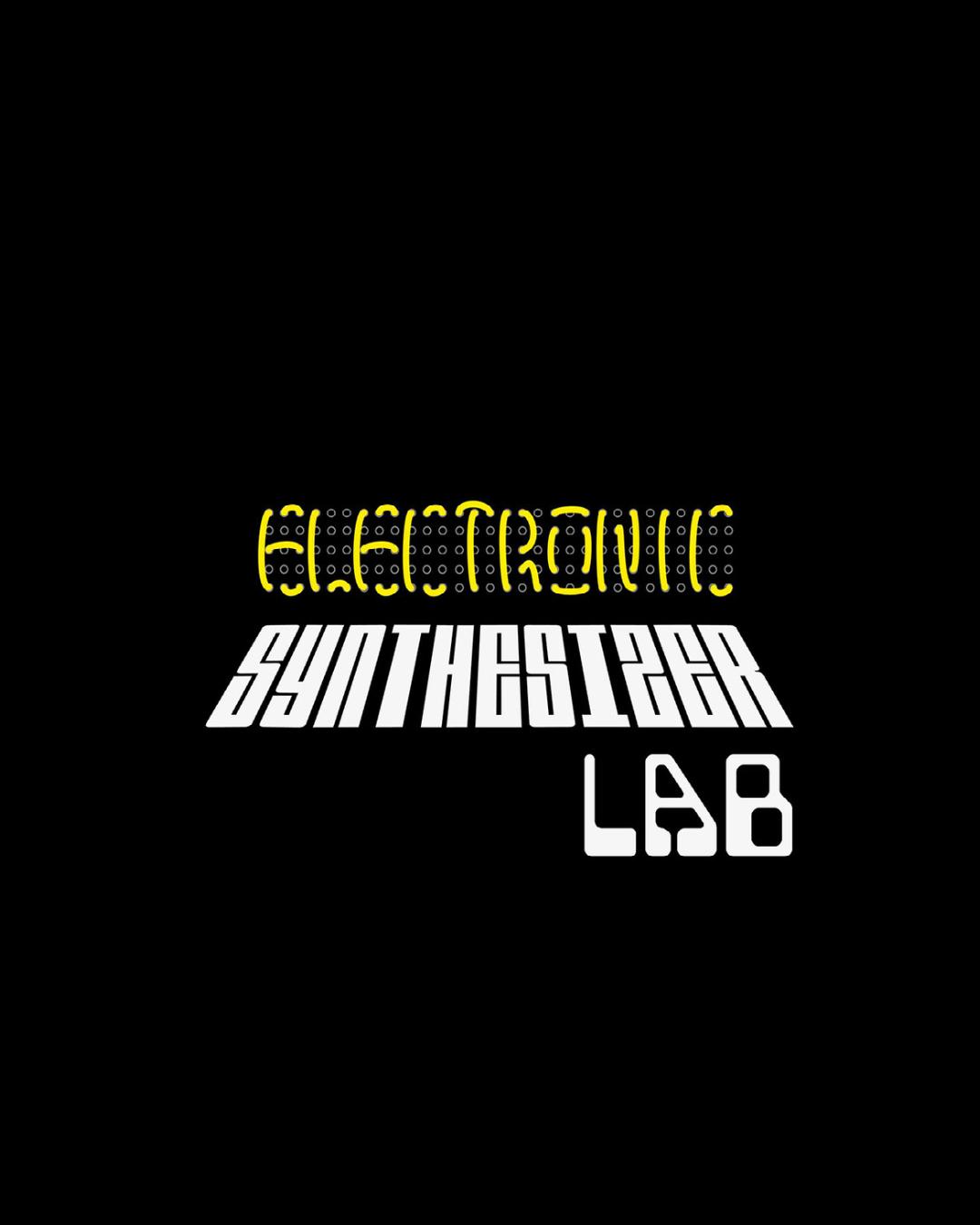 Flavio Calaon Electronic Synthesizer Lab Lugano