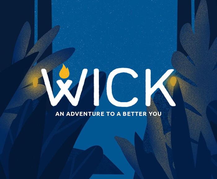 Wick App UI Design Case Study Image