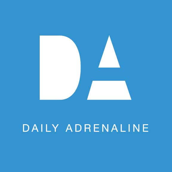 Daily Adrenaline logo design