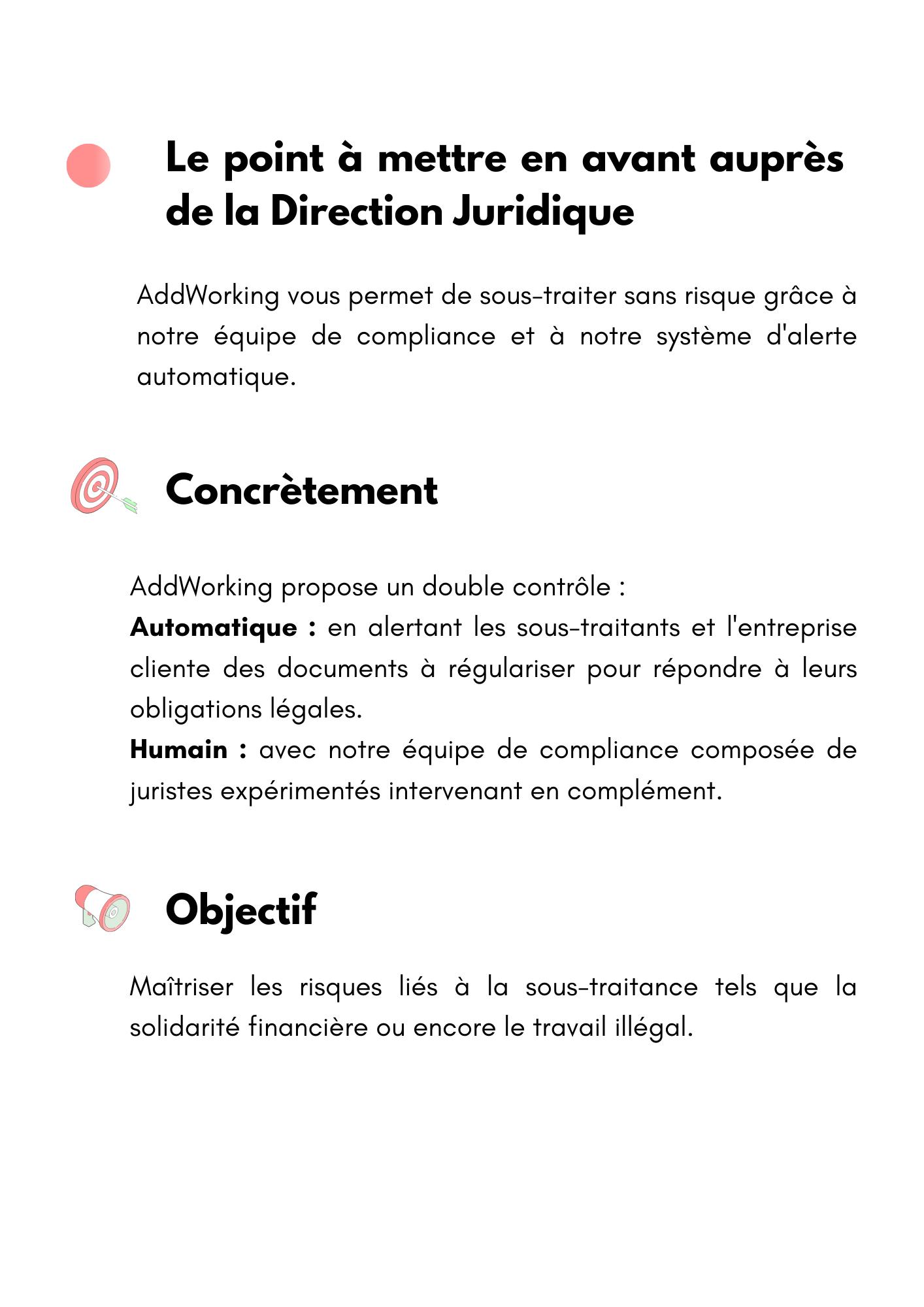 direction juridique convaincre guide