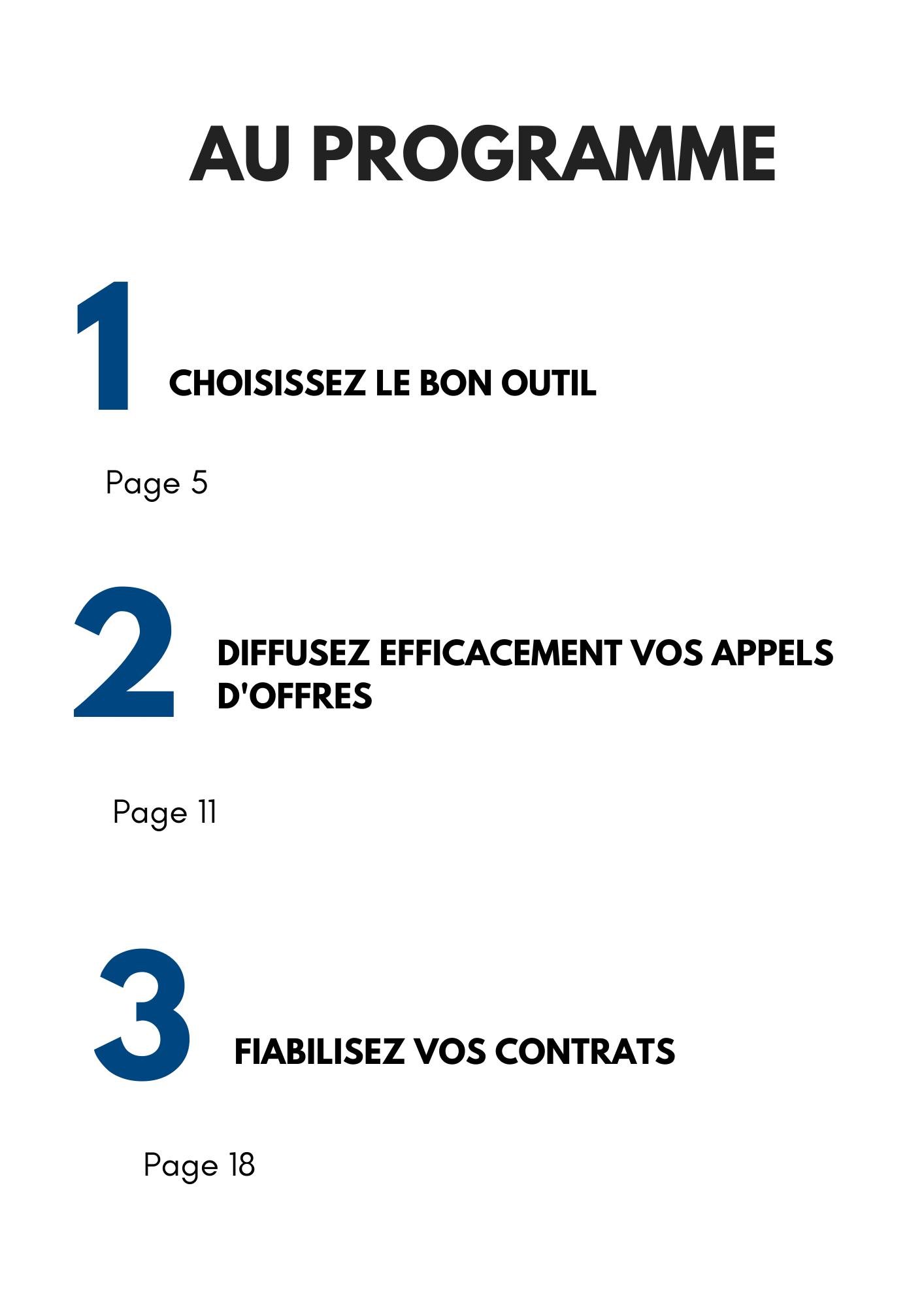 programme ebook