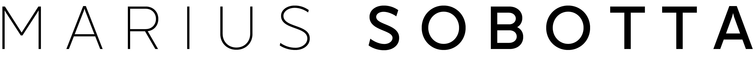 Logo Marius Sobotta