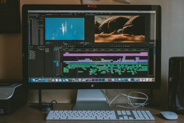 Adobe Editing Screenshot