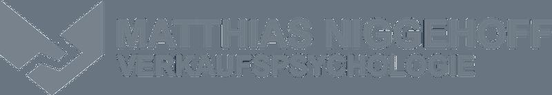 Matthias Niggehoff Verkaufsphsychologie Logo