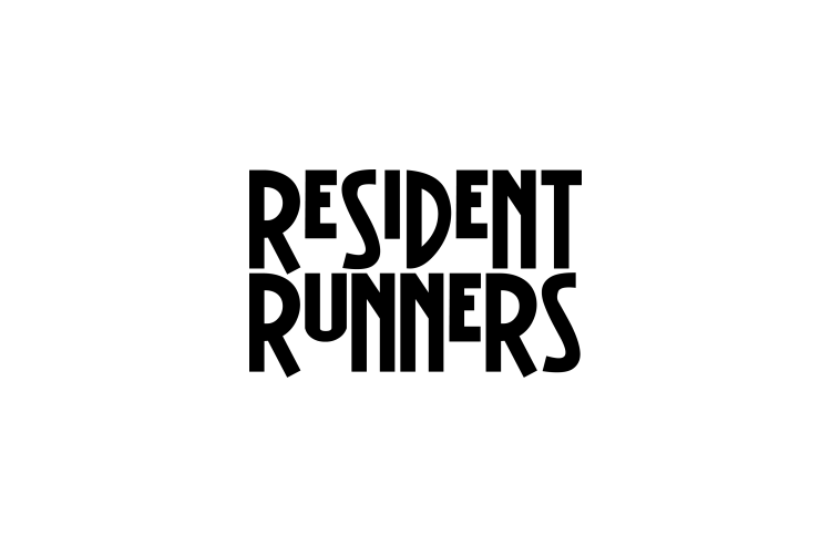resident runners logo