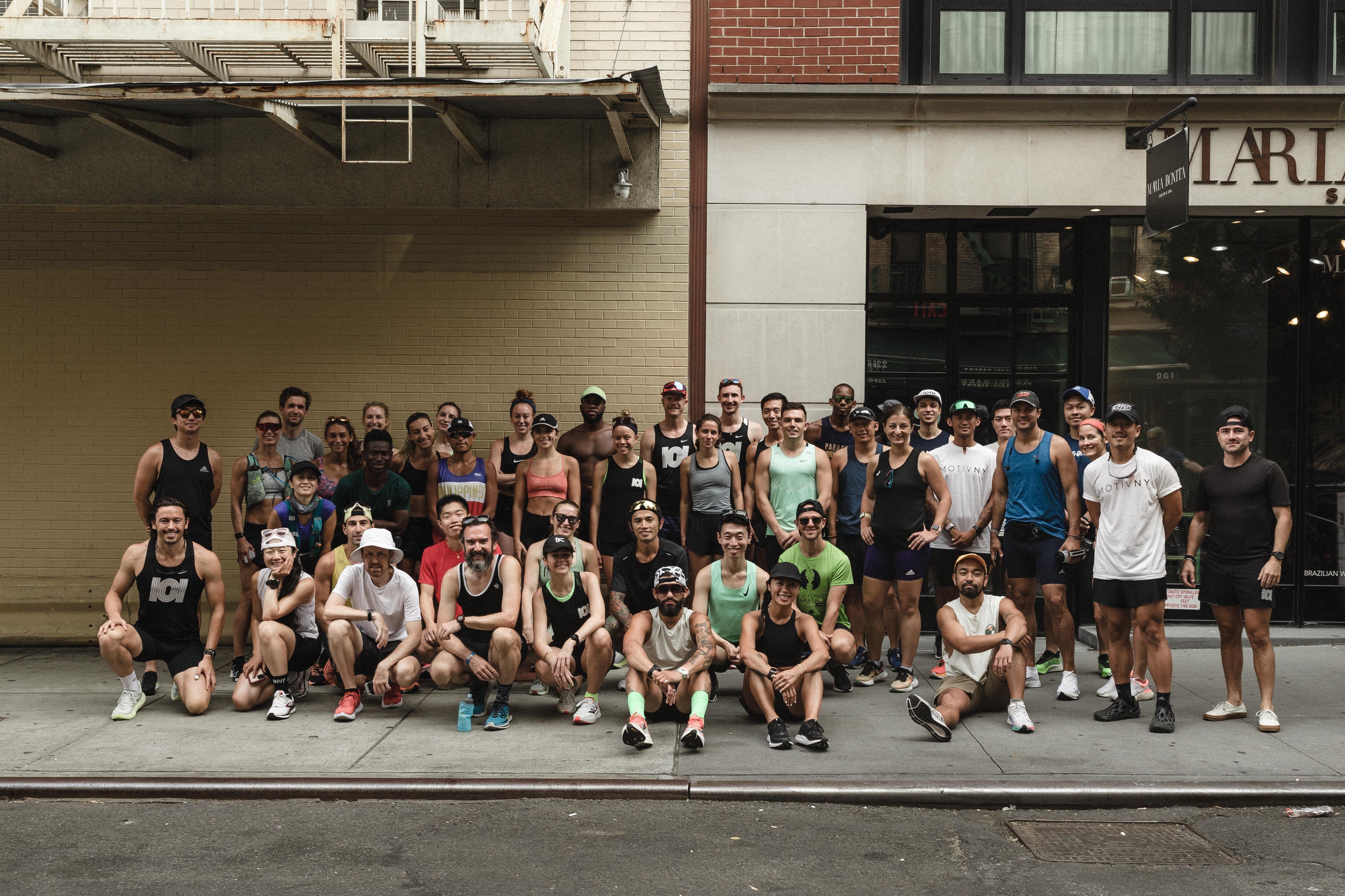 RECAP: Rockaway Summer Long Run