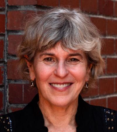 Headshot of author - Stephanie Kane