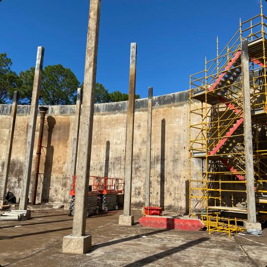 Asbestos Watertank Removal