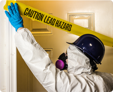 Lead Based Paint Removal