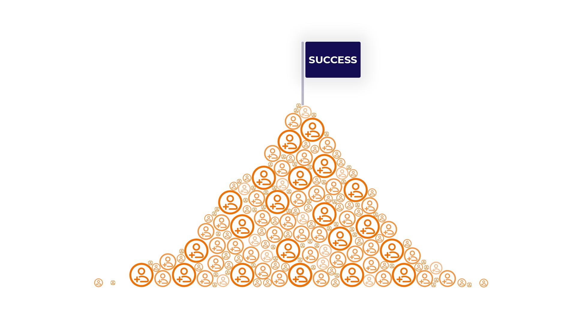 Image: Success graphic