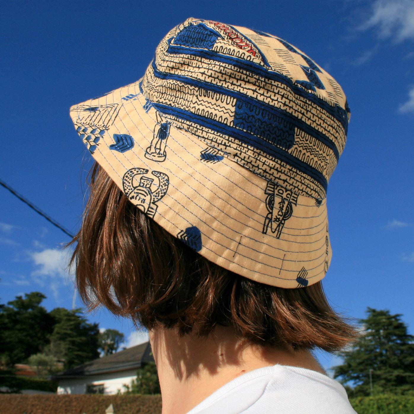 """Sombrero """"Alegría de África"""""""