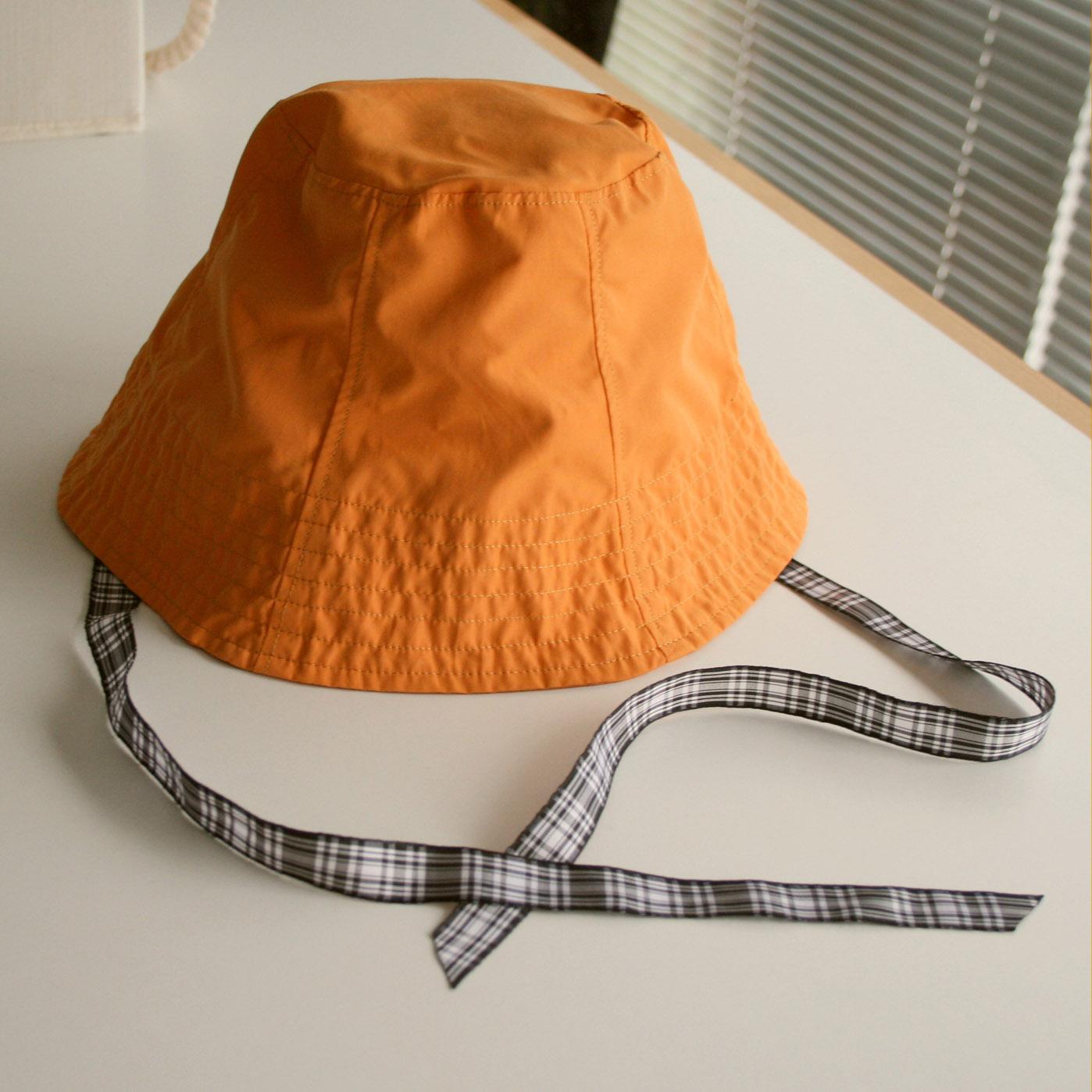 "Sombrero ""Naranja impermeable"""