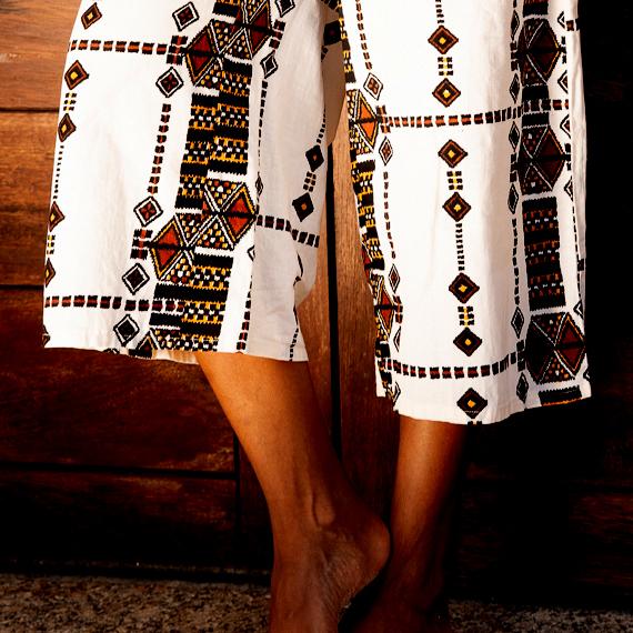 """Pantalón """"Alegría de África"""""""