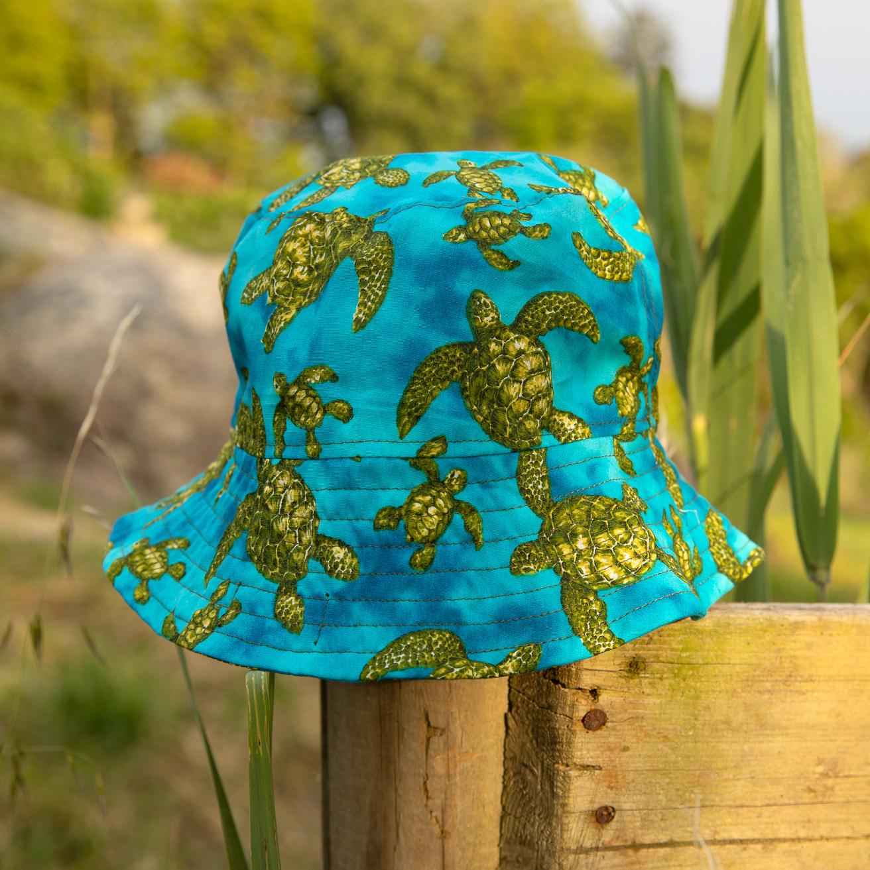 Sombrero Tortuga Verde