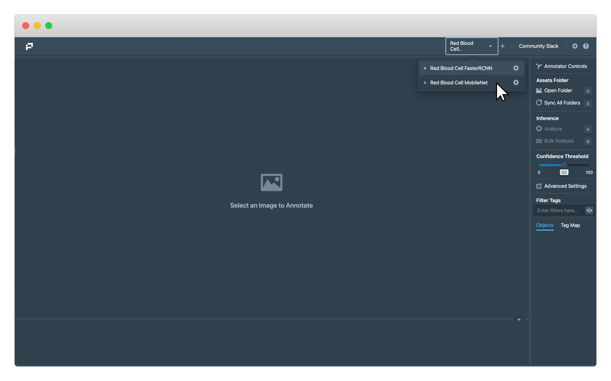 Loading Model on Portal