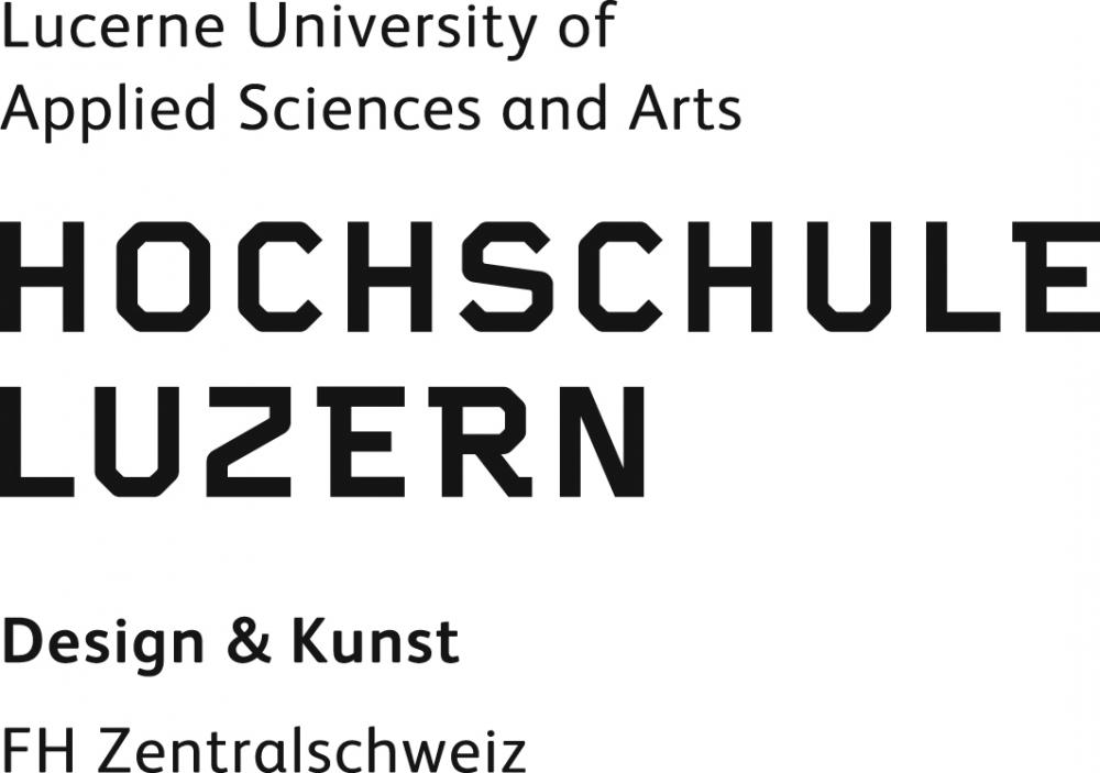 Logo der Hochschule Luzern - Design und Kunst