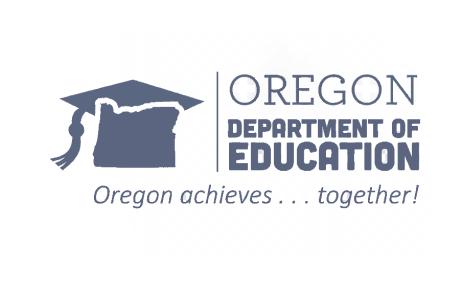 Oregon Dept. of Education (no longer on vendor list)