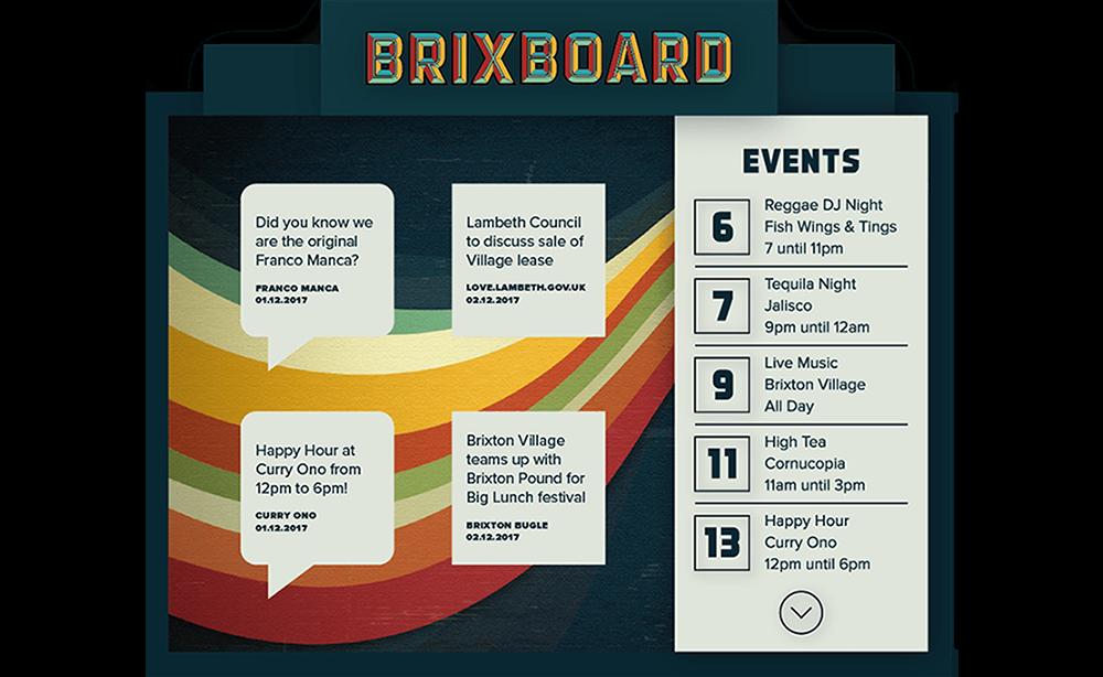 brixboard design