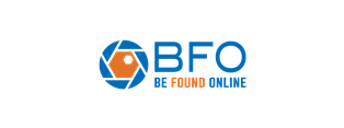 BFO Be Found Online logo