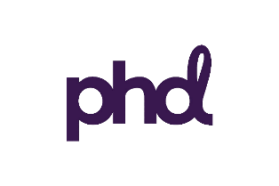 PHD Media logo