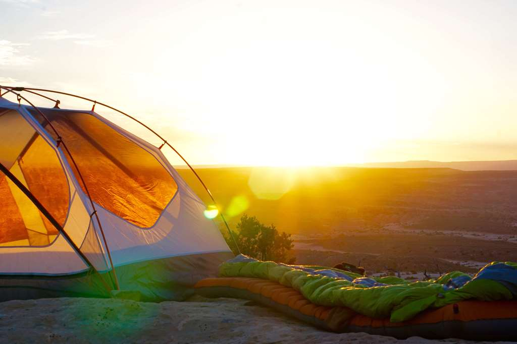 Camping and outdoor niches are good fits for WeatherAds