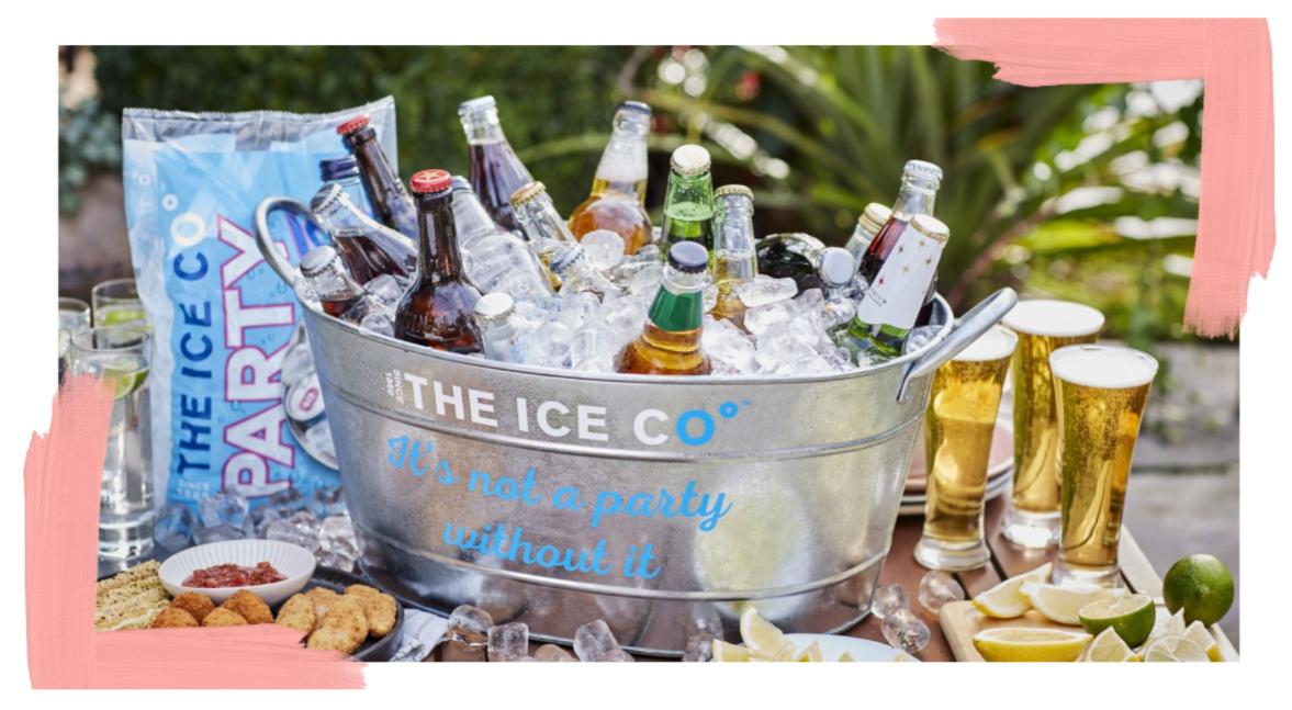 The Ice Co Ice Bucket